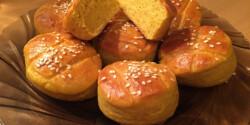 Sütőtökös pogácsa Anadrog konyhájából