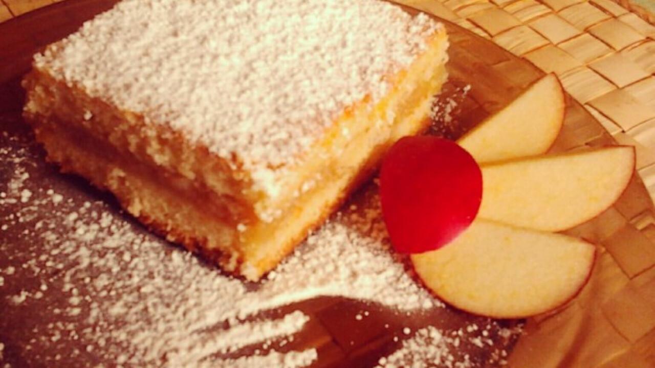 Lime-os almás pite *Zvezda* konyhájából