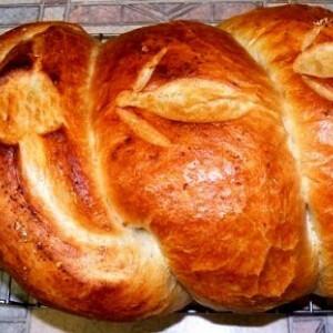 Csavart kenyér