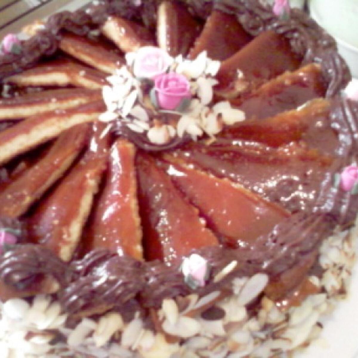 Dobos-torta Gonoszka konyhájából
