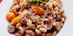 Tonhalas babsaláta Glaser konyhájából