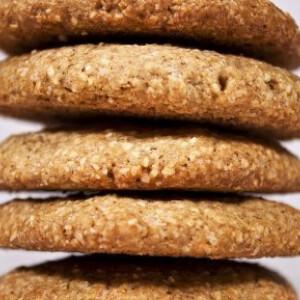 Amerikai keksz - alaprecept