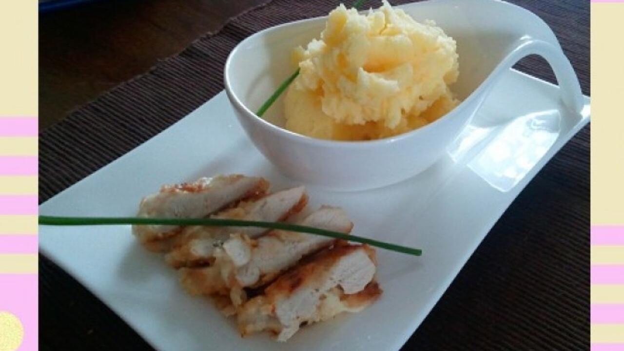 Mozzarellás csirkemell szanten konyhájából