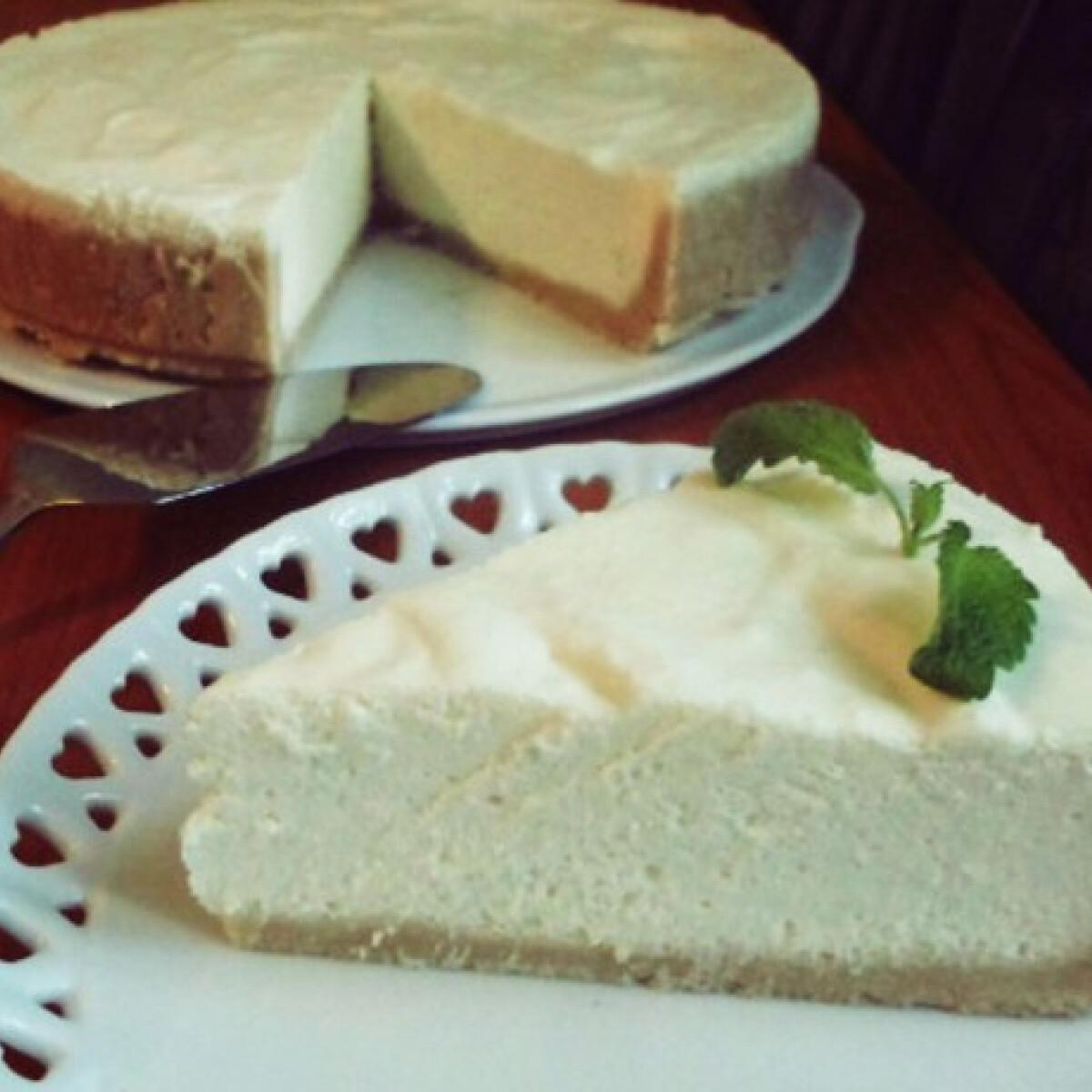 Ezen a képen: Citromos sajttorta Nagymama receptjei-től