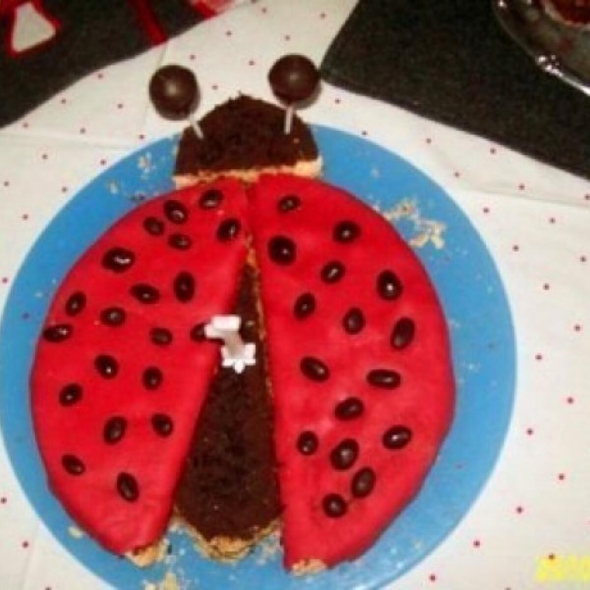 Ezen a képen: Katica torta 3.