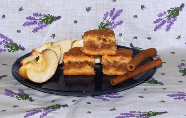 Almás-fahéjas pite gluténmentesen