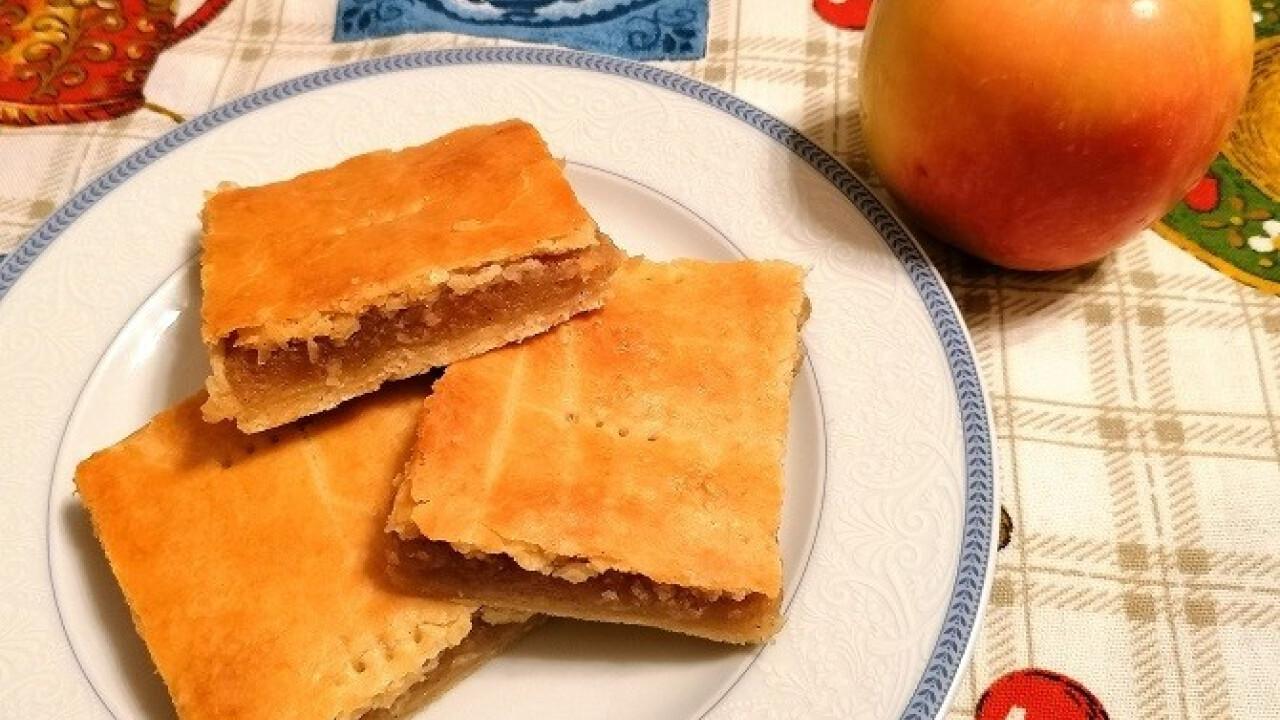 Almás sütemény Nudli konyhájából
