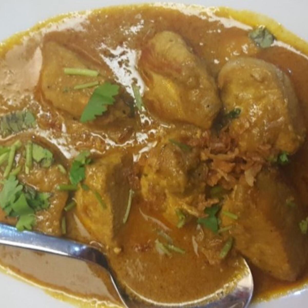 Tradicionális indiai vajas csirke