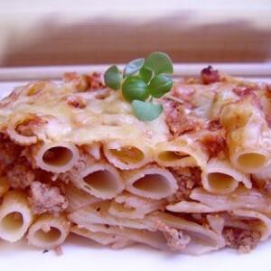 Csőben sült bolognai penne - Bolognai tészta 7.