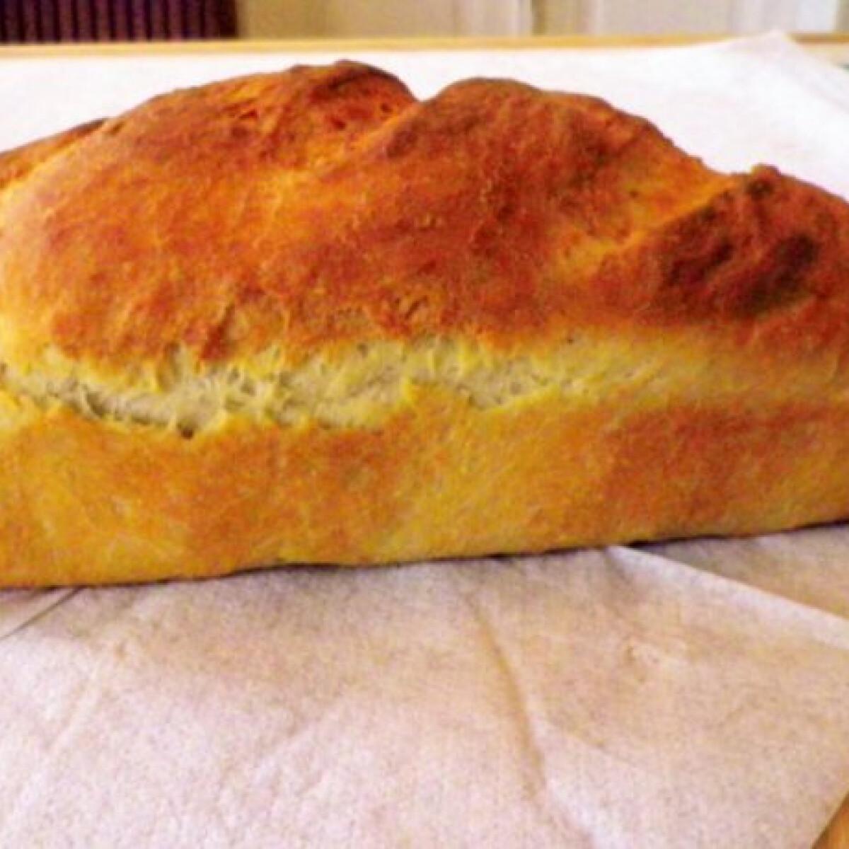 Lágy fehér kenyér
