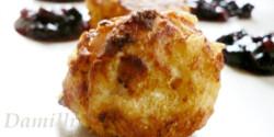 Túrós-sajtos puffancs