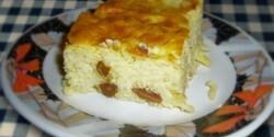 Mazsolás rizsfelfújt (Rizskoch 4.)