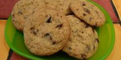 Amerikai csokis keksz ahogy urbine készíti