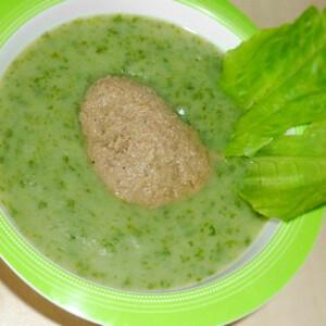 Salátafőzelék babáknak Lolácskától