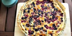 Gyümölcsös pite Eszti konyhájából
