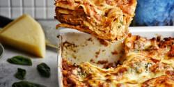 A legfinomabb zöldséges lasagne