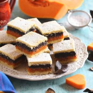 Sütőtökös-mákos pite Judit69 konyhájából