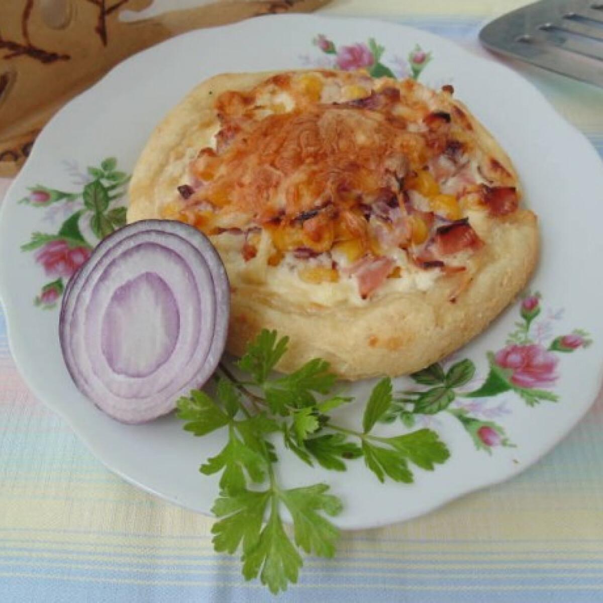 Ezen a képen: Töltött krumplis korong