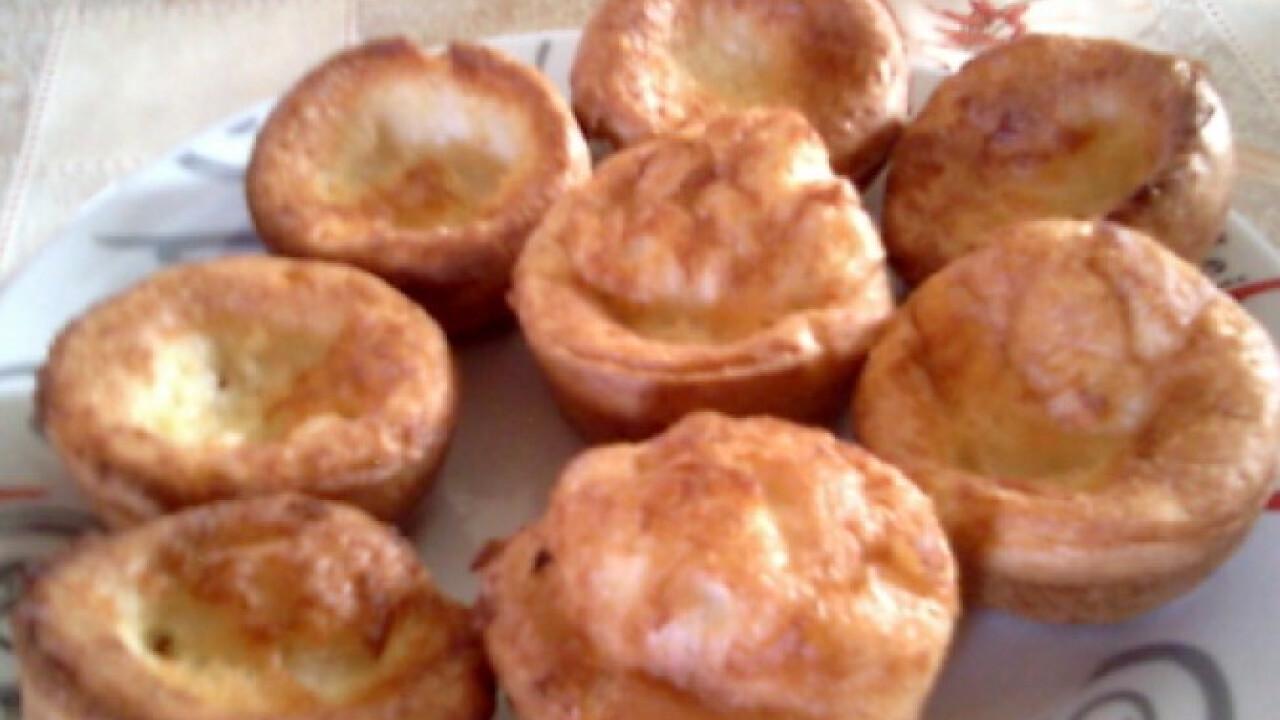 Yorkshire pudding mirnix konyhájából