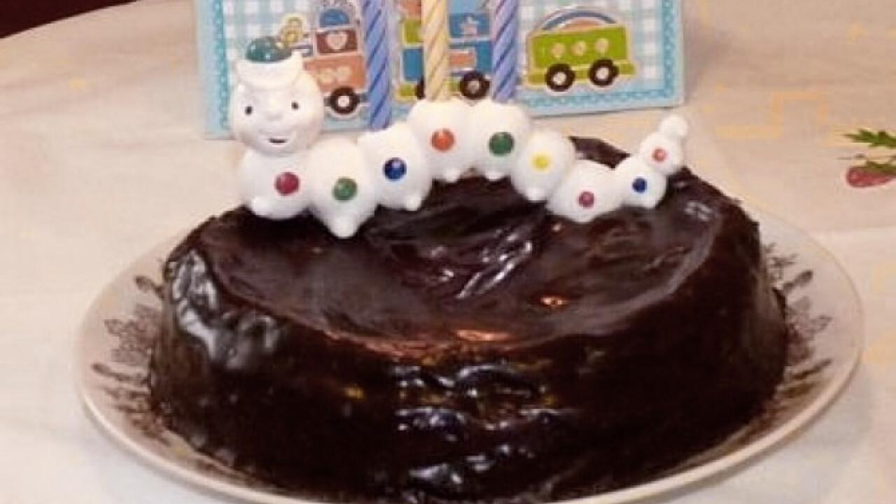 Túró rudis torta