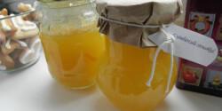 Gyömbérzselé citrusokkal