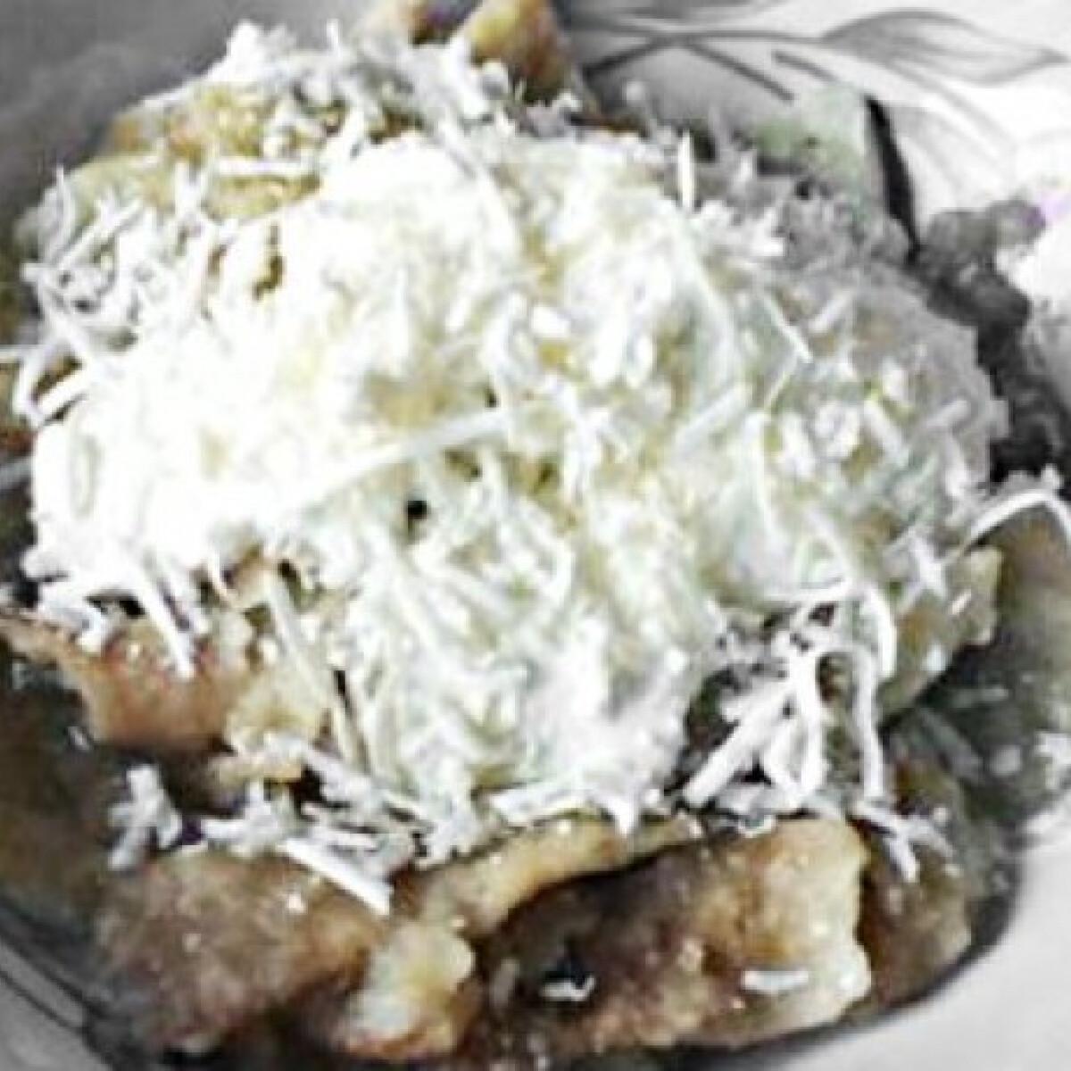 Ezen a képen: Mexikói chilaquiles