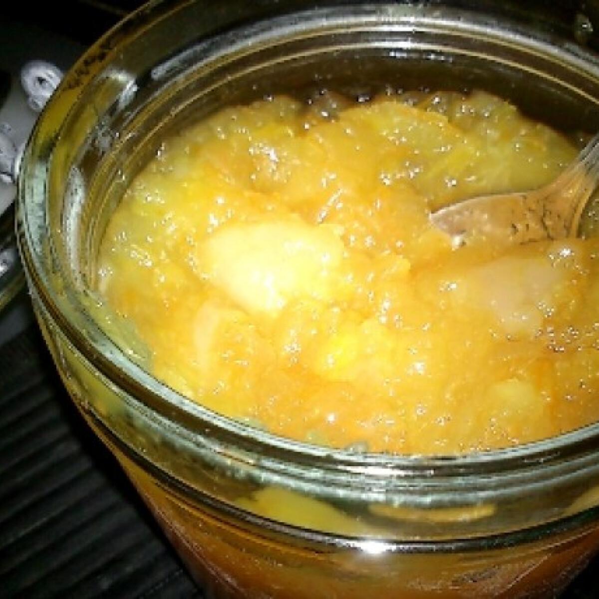 Ezen a képen: Multivitamin jam gyümölcscukorral