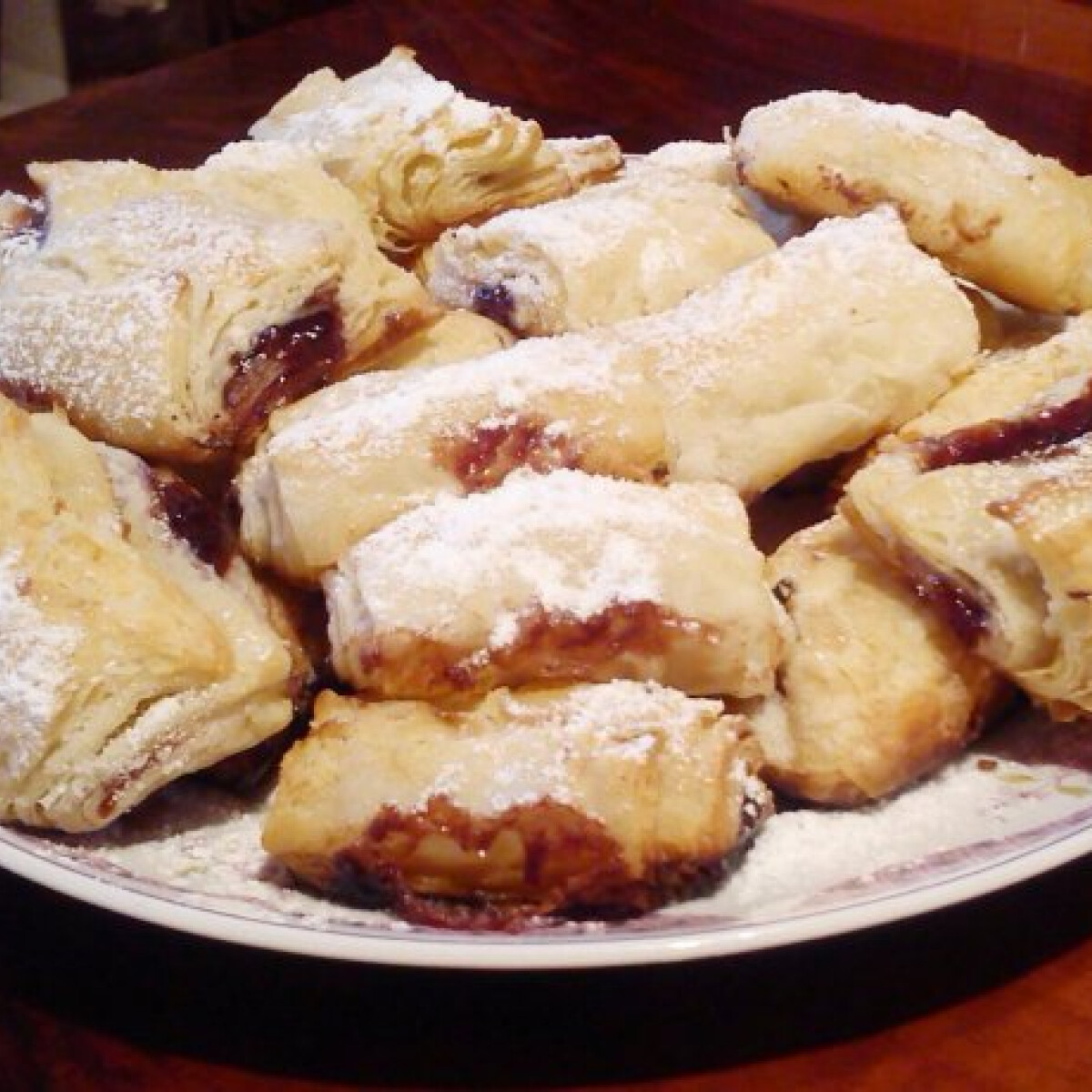 Ezen a képen: Hájas süti Anett konyhájából