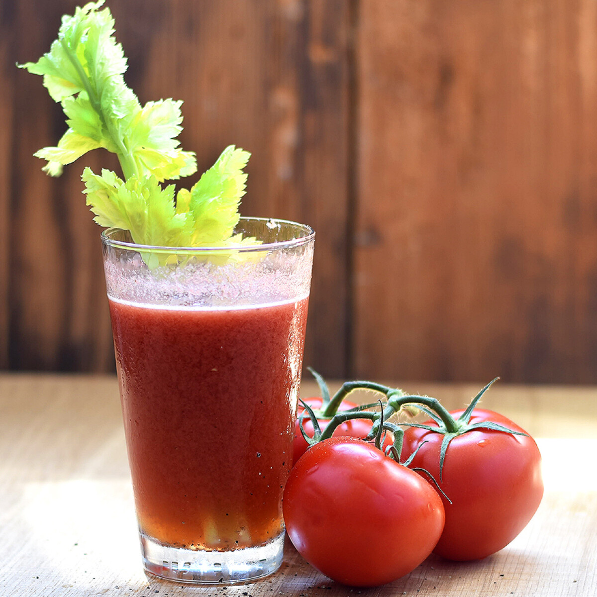Alkoholmentes Bloody Mary