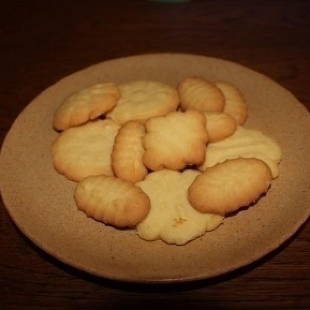 Ezen a képen: Balázs kedvenc keksze