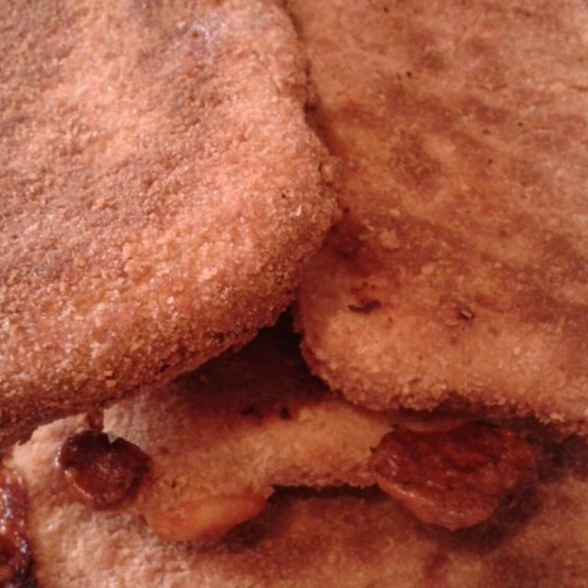 Ezen a képen: Rántott sajt sütőben sütve