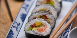 Sushi egyszerűen