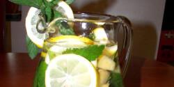 Gyömbéres limonádé