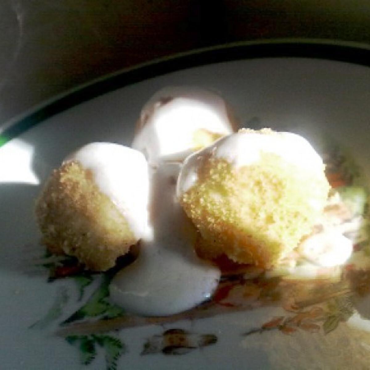 Ezen a képen: Túrógombóc Nerovedova konyhájából