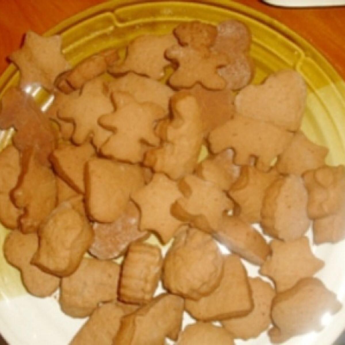 Csokoládés aprósütemény kingucitól