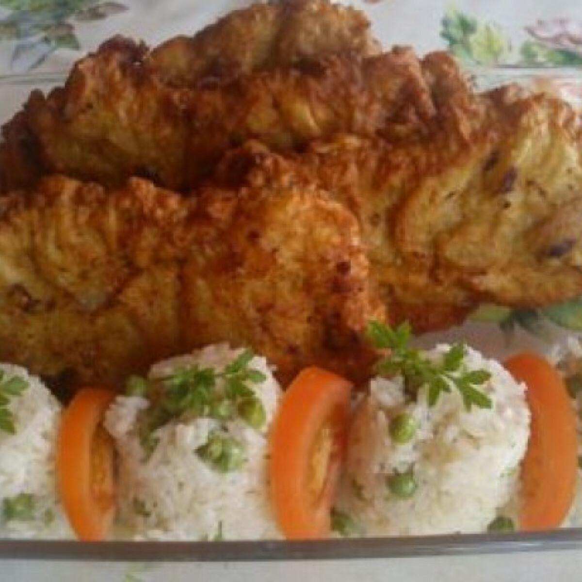 Ezen a képen: Göcseji bundás hús