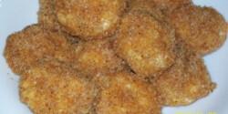 Gluténmentes túrógombóc Tamianyától