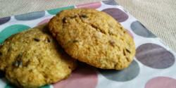 Citromos levendulás keksz cukormentesen