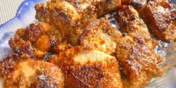 Citromos-szójaszószos csirkemell