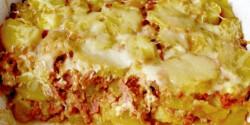 Krumpli lasagne Redy konyhájából