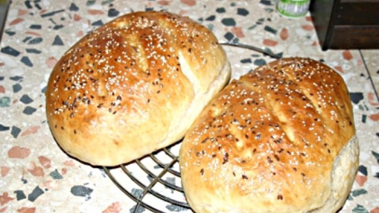 Házi kenyér Angyalka konyhájából