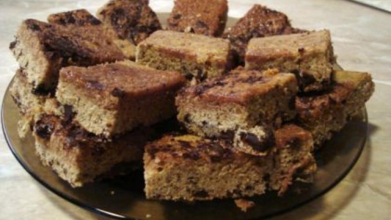 Csupa csokis kevert  Kynga konyhájából