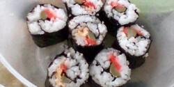 Diák sushi