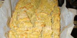 Fokhagymás paleo kenyér