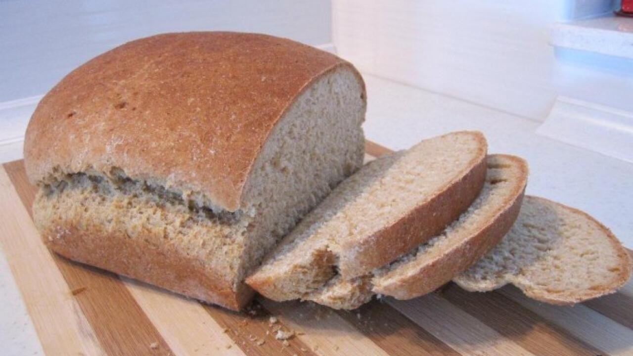 Házi kenyér Daniella konyhájából