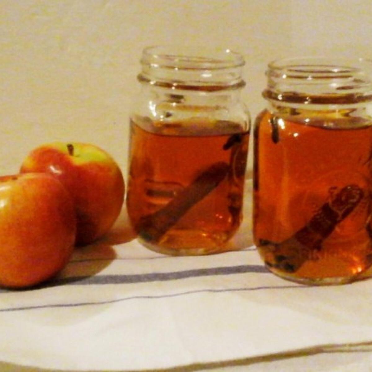 Ezen a képen: Fűszeres meleg almalé