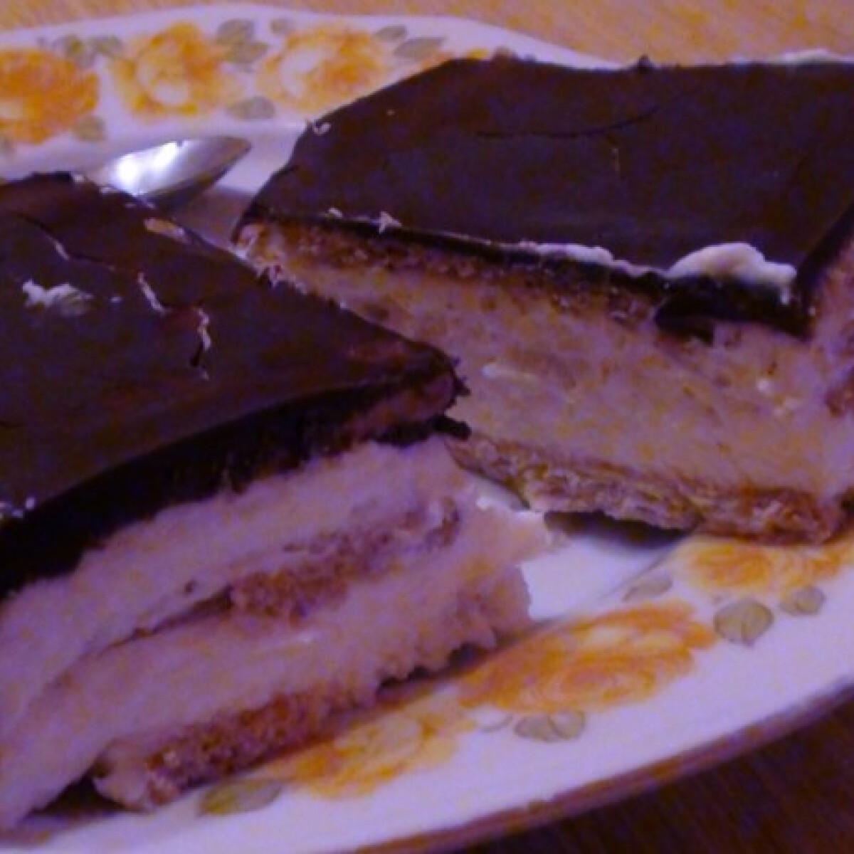 Bebe kekszes sütemény