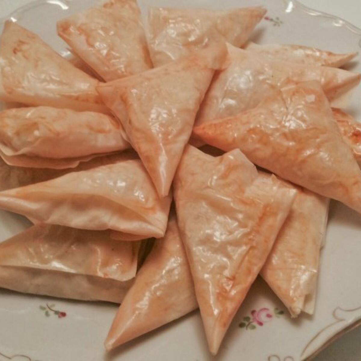 Ezen a képen: Görög spenót pite sajt imádó konyhájából