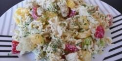 Smack saláta