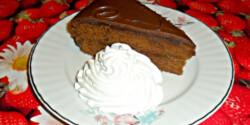 Sacher-torta Ági konyhájából